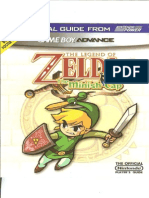 The Legend of Zelda - The Minish Cap - Official Nintendo Players Guide