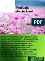 Dis Bacterio Za