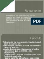 Roteamento - informática mecanismo de roteamento