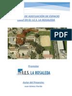 Proy.adecuación Ies La Rosaleda (Completo)