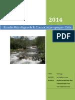 Estudio Hidrografico Dela Cuenca Jequetepeque-Zaña