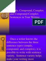 sentence powerpoint