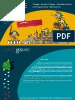 Gozarte Zaragoza