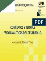 Conceptos Teoria Psicoanalitica Desarrollo