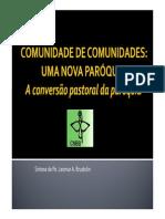 Comunidade de Comunidades Doc 100 (2