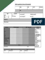 Planilla de Seguimiento y Proceso de Decanulacion