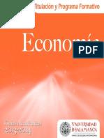 Guía académica usal 2012