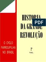 História Da Grande Revolução Alfredo Varela Volume 1