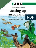 JBL Setting Up an Aquarium En
