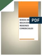 Rueda de Negocios y Misiones Comerciales (3)