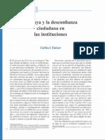 Tlatlaya y la desconfianza ciudadana en las instituciones (Bien Común 236)