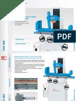 Knuth Surface Grinder FSM 480