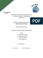Informe Actividad Experimental 4