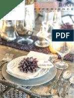 holiday menu package 2014