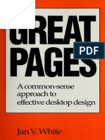 Great Pages - Jan White