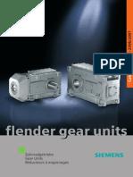 Flender Gear Units Catalog MD 20.1 2006/2007