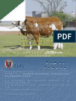 3.1 Principios de genética aplicada a la ganadería (EPD´s)