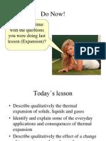 Lesson 1 Expansion