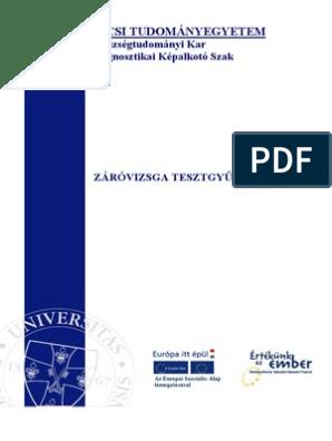 V. 24.) OM rendelet. az érettségi vizsga részletes követelményeiről.