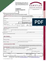 Anmeldeunterlagen-Fragebogen-Ausfuellhinweise-Infoschrift-Aktuelle Werte in Der SV AE 2015 Neu