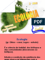 3º ANO - Ecologia