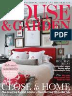 House and Garden 2012-11