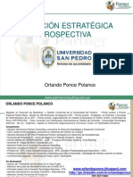 Direccion Estrategica Prospectiva