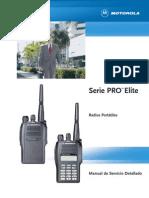 Manual de Servicio Detallados Pro5150Elite