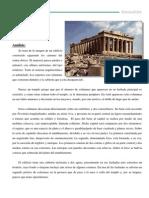 Arte Griega (Partenón)