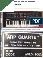 ARP Quartet