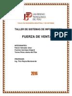 taller de sistemas de informacion
