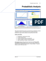 Tutorial 08 Probabilistic Analysis