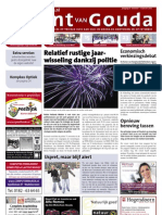 De Krant van Gouda, 8 januari 2010
