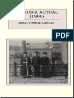 (1906) Enrique Gómez Carrillo - La Rusia Actual