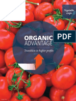 Organic Advantage: Vegetable Production