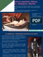 12 8 - la pintura espaola  ribera zurbarn velzquez y murillo