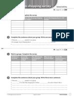 Unit3 All Worksheets