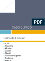 Caso Clinico Pancreatitis