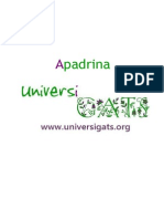 Dossier Apadrina Universigats