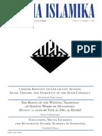 Digitalizing Islamic Manuscripts in Pesantren