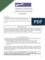 response 102 Scottish Women's Convention (SWC)