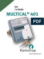 Kampstrup Multical 401 5512 109 GB
