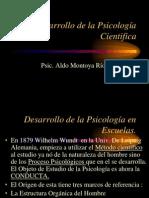 3 La Psicologia Cientifica (2013)