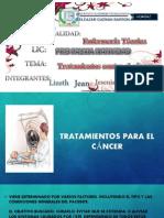 TRATAMIENTOS PARA EL CÁNCER.pptx