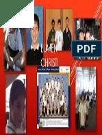 David's Lumen Christi Powerpoint