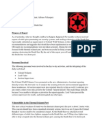 death star incident report 2
