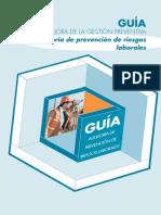 Guia Para La Mejora de La Gestion Preventiva_Auditoria de PRL