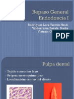 Repaso General Endodoncia I
