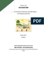 makalah ekosistem