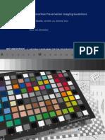 Metamorfoze Preservation Imaging Guidelines 1.0